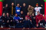 Estafečių bėgime prizininkais tapo ir futbolo mėgėjai su garsiu ultramaratonininku