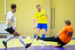 Prasideda registracija į VRFS futsal pirmenybes