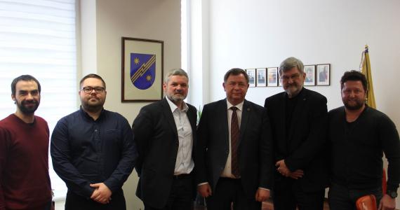 Toliau svečiuojamės Vilniaus regiono savivaldybėse