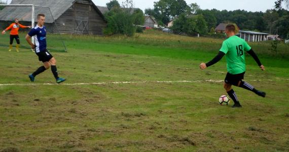 C divizionas: iniciatyva perėjo į centrines rungtynes laimėjusių Gariūnų rankas